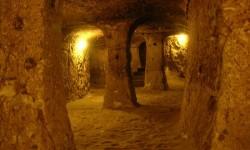 Деринкую – подземният град загадка